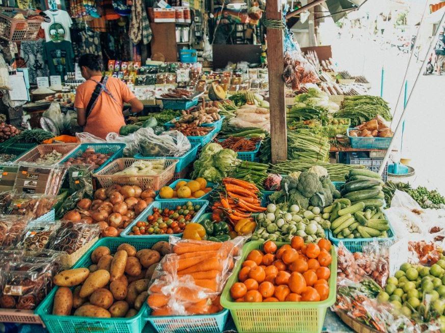 Chiang Mai, Thailand Markerts