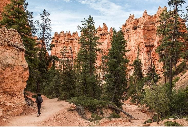 Southern Utah Road Trip through Bryce Canyon