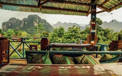 Best Bars & Restaurants in Vang Vieng, Laos