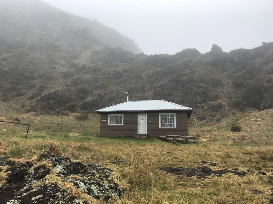 Camping Haleakala National Park