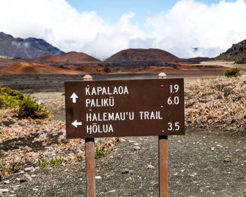 Haleakala Crater National Park