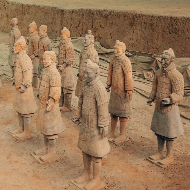 How to Visit the Terracotta Warriors Xi'An, China