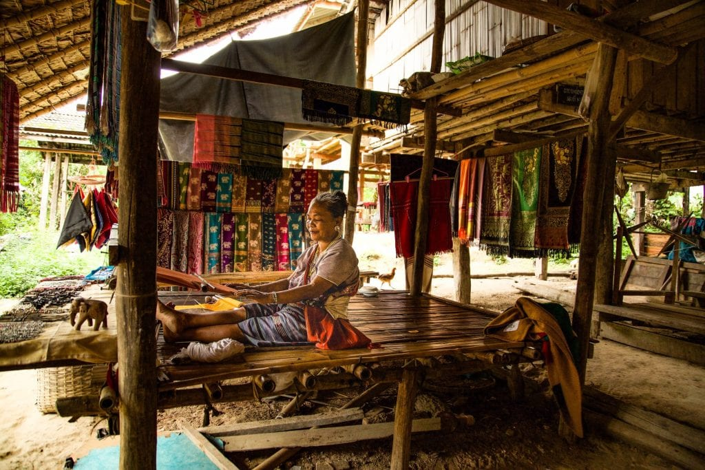 Unique experience in Luang Prabang