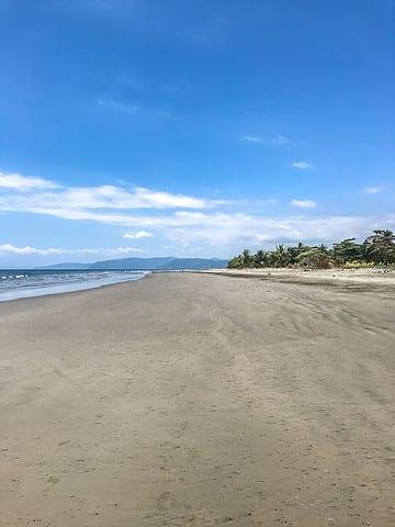 Playa Zancudo Costa Rica