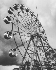 Ferris Wheel Yangon, Myanmar