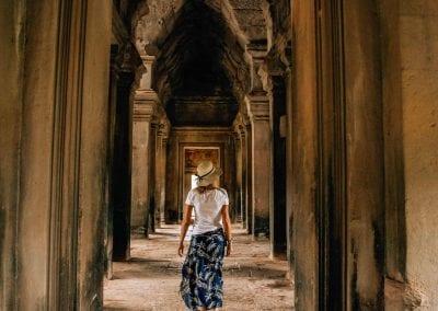 Angkor Wat, I'm Jess Traveling