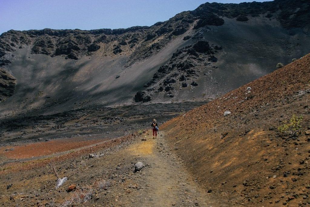 Haleakala Crater Maui Travel Guide