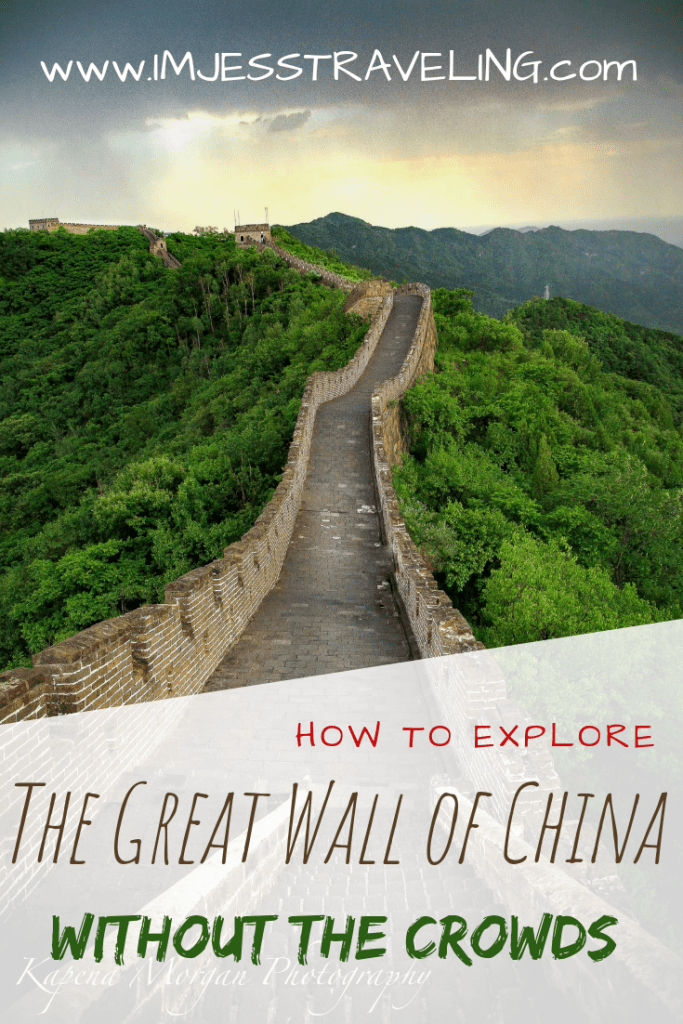 Hiking the Great Wall of China