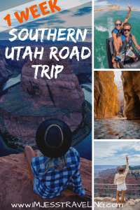 See everything you need to see on this southern Utah vacation. Highlights include Zion National Park, Horseshoe Bend, the Grand Canyon and much more
