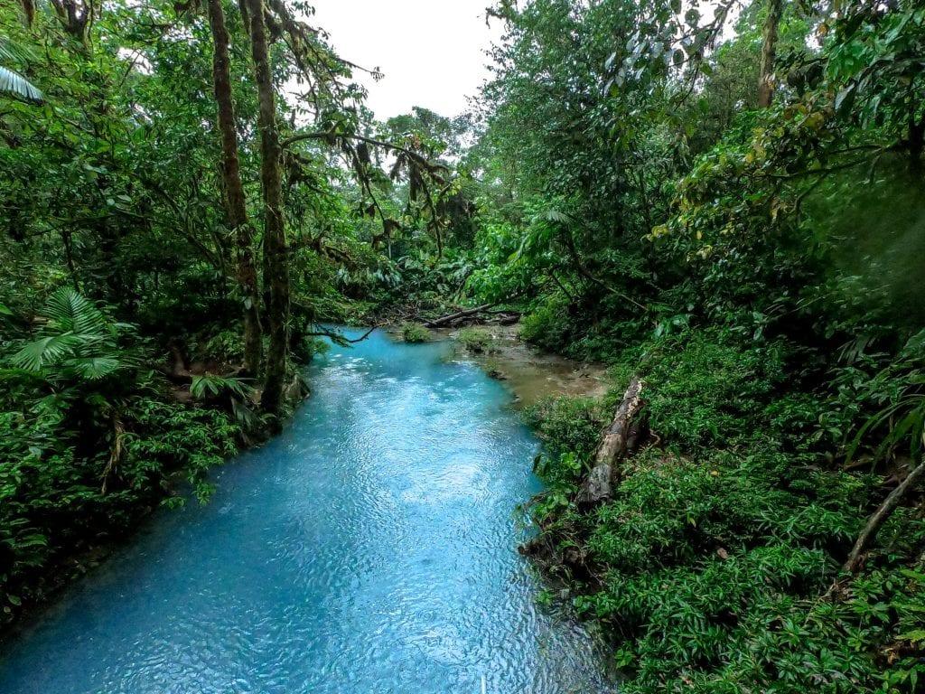 Rio Celeste River, Costa Rica