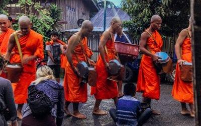 Unique Experiences: Luang Prabang