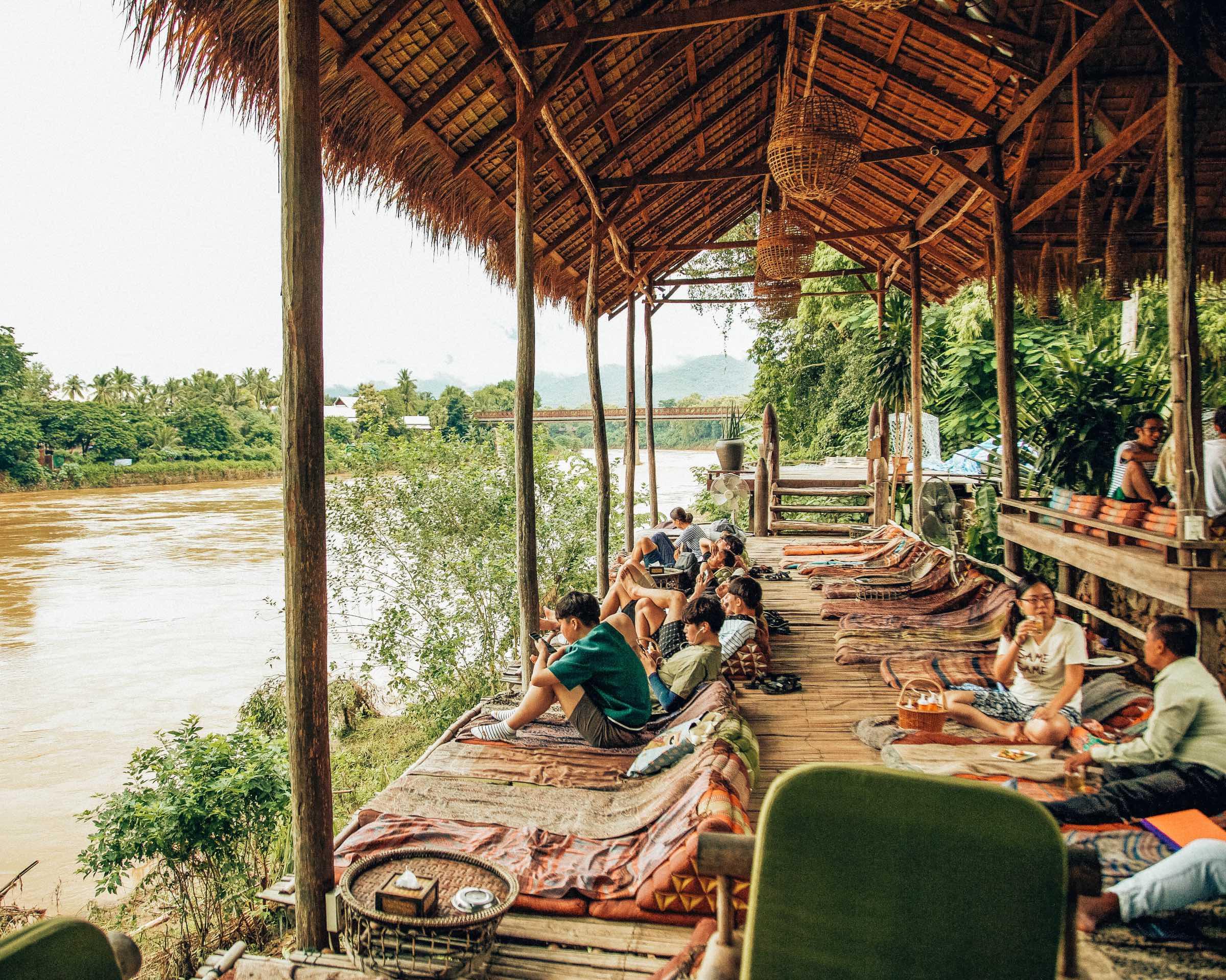 I'm Jess Traveling though Laos