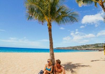 the JessNJoeShow on Lanai Hawaii