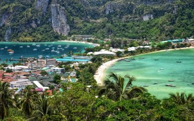 Where to Stay in Koh Phi Phi, Thailand