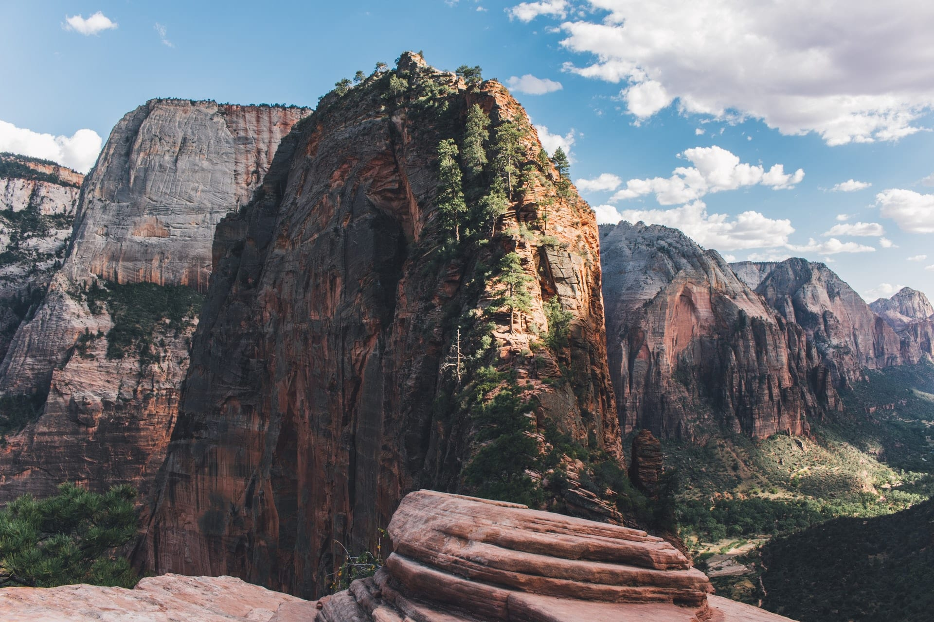 where to stay near Zion national park