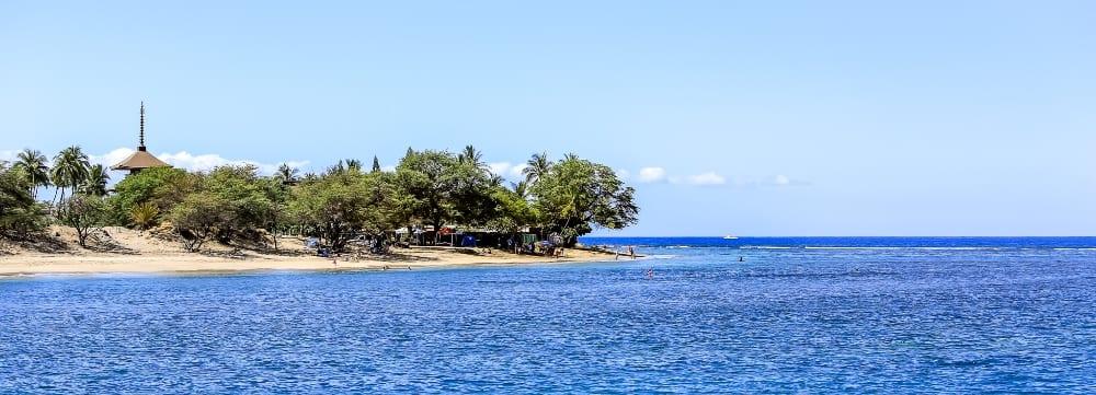 Baby beach in Lahaina