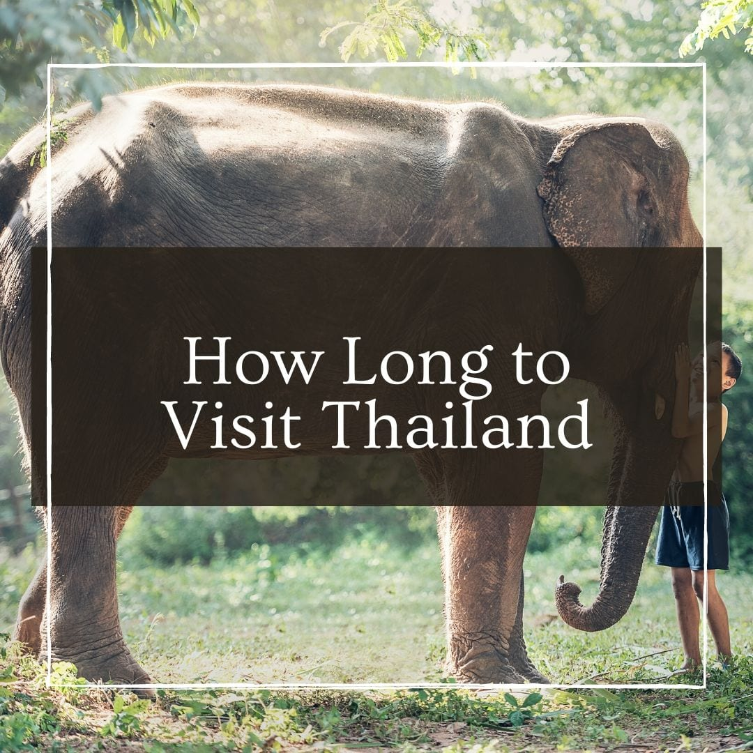 Thailand travel guide with I'm Jess Traveling