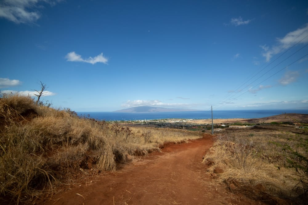 The Lahaina L hike for best hikes in Maui