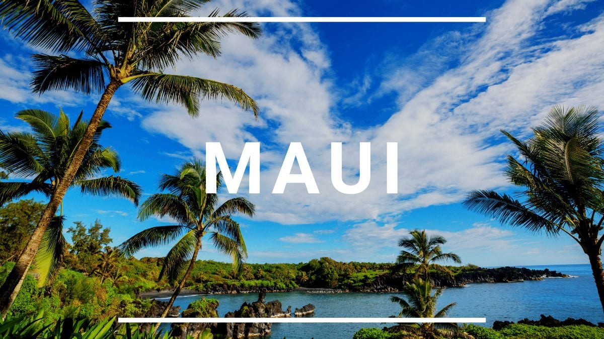 Maui Travel Guide with I'm Jess Traveling