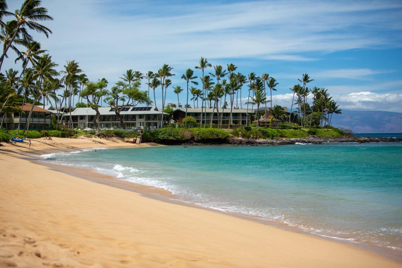 Napili Bay in West Maui