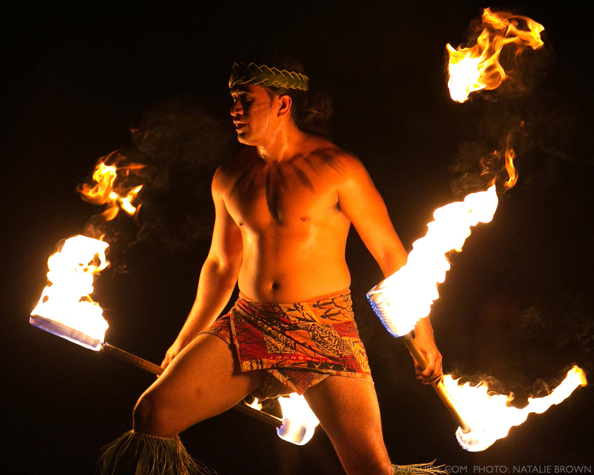 Maui Luaua of the top things to do on Front Street