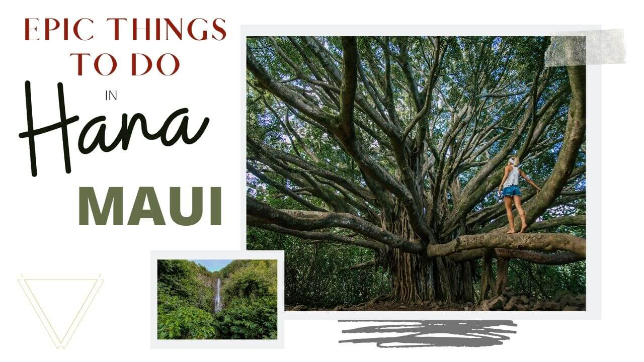 Awesome things to do in Hana HI