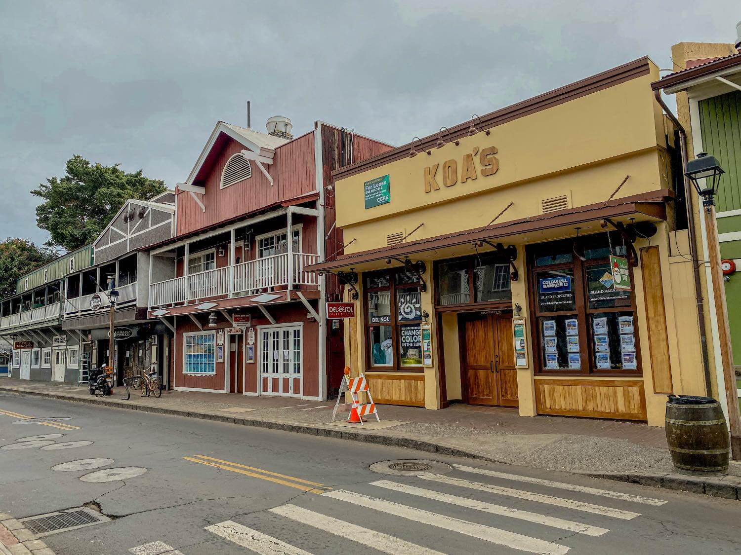 Lahaina town Travel Guide