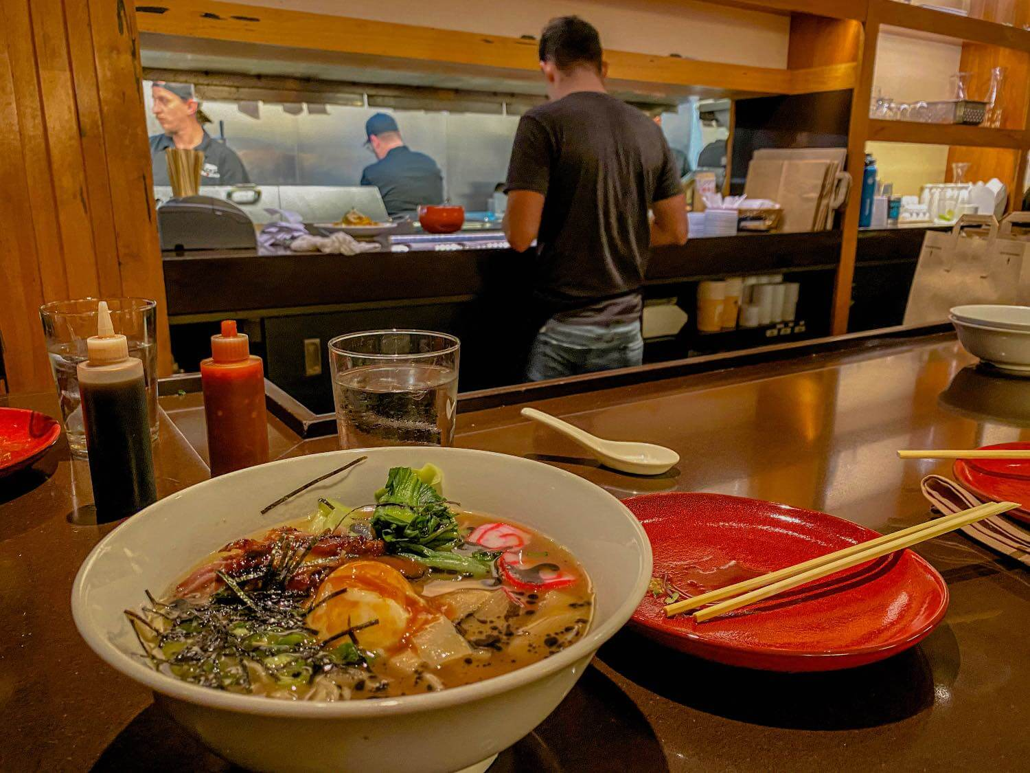 Star Noodle restaurant in Lahaina Maui