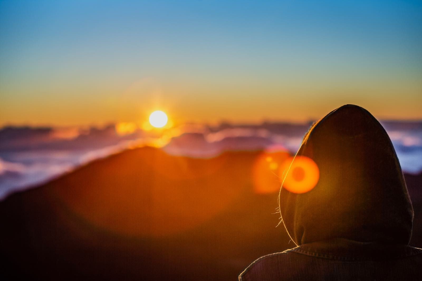 Sunrise atop Haleakala National Park a top thing to do in Maui