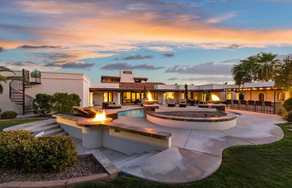 Glamorous Scottsdale Airbnb