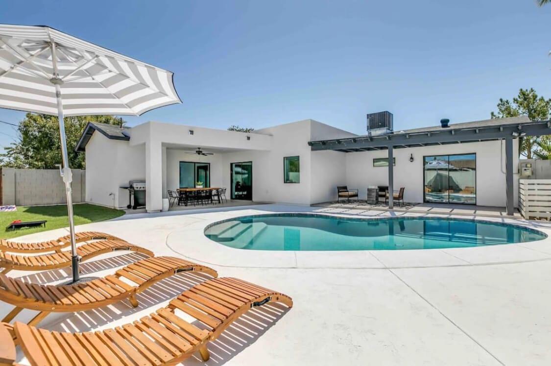Luxury House in Scottsdale Arizona