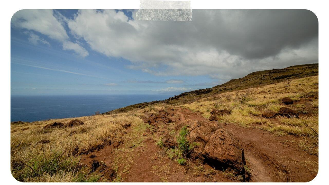 The Pali Hike Maui