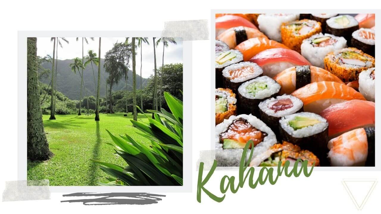 best restaurants in Kahana, Maui