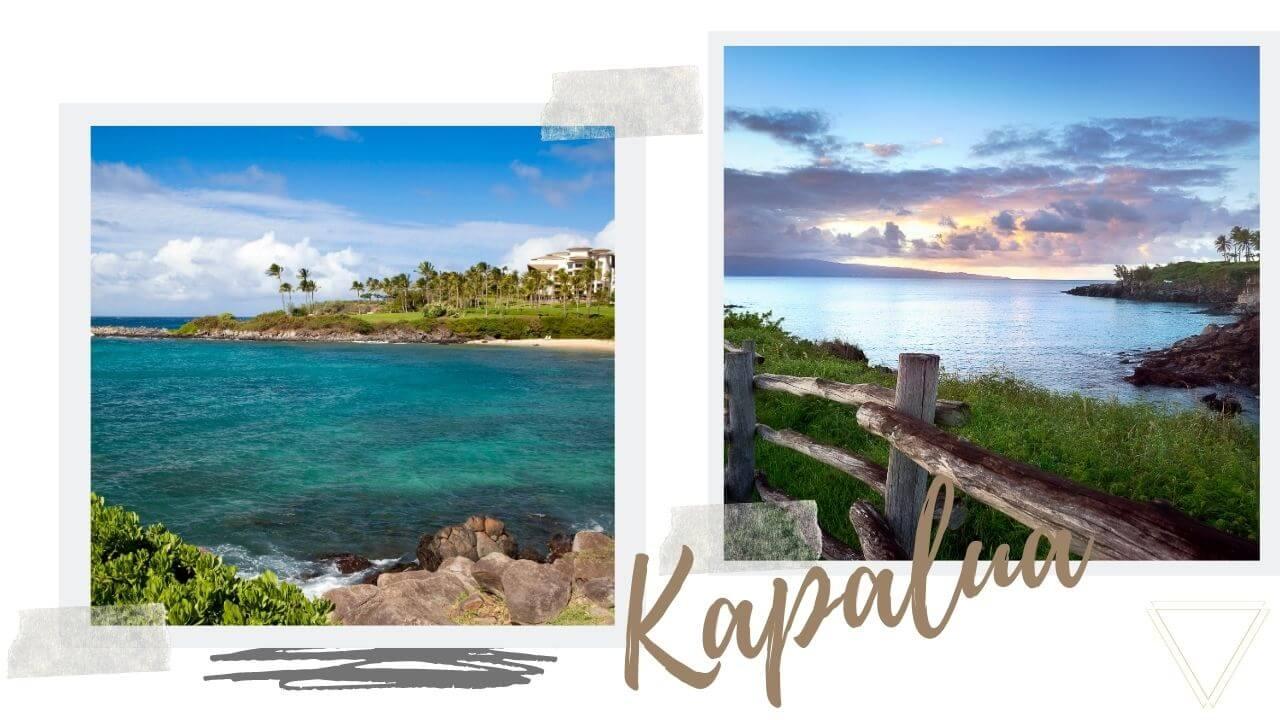 best restaurants in Kapalua, Maui