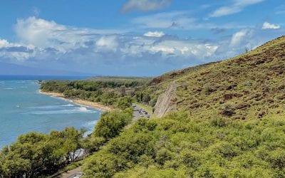 Hiking the Lahaina Pali Trail Maui, HI